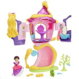 ディズニー プリンセス リトルキングダム ラプンツェルの塔の上のサロン プリンセスドール 人形 女の子 プレゼント 誕生日 プレゼント クリスマス プレゼント タカラトミー