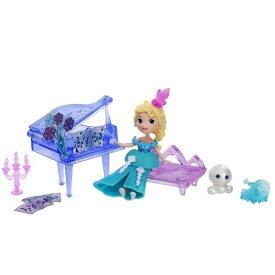 ディズニー アナと雪の女王 リトルキングダム エルサのコンサート プリンセスドール 人形 女の子 プレゼント 誕生日 プレゼント タカラトミー