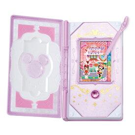 【送料無料】ディズニーマジックキャッスル 魔法のタッチ手帳 ドリームパスポート ドリーミーピンク ディズニーおもちゃ 誕生日 プレゼント 女の子 プレゼント バンダイ