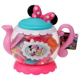 ディズニー ミニーのハッピー・ヘルパー ミニーマウス ティーポットセット ミッキーマウス ミニーマウス ままごと 誕生日 プレゼント 女の子 プレゼント タカラトミー