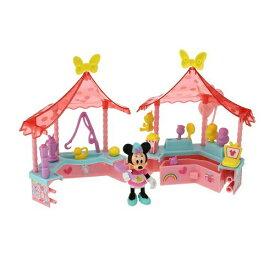 ディズニー ミニーのハッピー・ヘルパー ミニーにおまかせ! にぎやかショップ ミッキーマウス ミニーマウス ままごと 誕生日 プレゼント 女の子 プレゼント タカラトミー