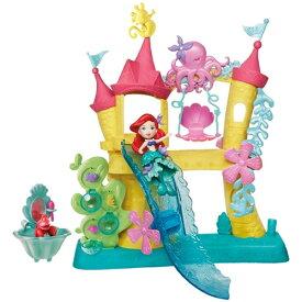 ディズニー プリンセス リトルキングダム アリエルの海のお城 プリンセスドール 人形 女の子 プレゼント 誕生日 プレゼント クリスマス プレゼント タカラトミー