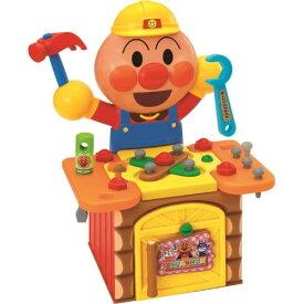 【送料無料】アンパンマン たたいて!トントン大工さん 知育玩具 ごっご遊び なりきり 女の子プレゼント 男の子プレゼント 誕生日プレゼント ジョイパレット