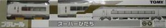 PLA-rail limited car 651 series Super Hitachi