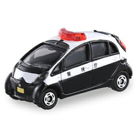 テコロジートミカ TT-03 三菱 i-MiEV パトロールカー トミカ ミニカー パトカー 車 おもちゃ 車のおもちゃ 男の子 プレゼント タカラトミー