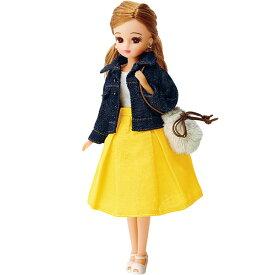 リカちゃん ドレス LW-20 VERYコラボ コーディネートドレスセット 女の子 プレゼント 誕生日 プレゼント きせかえ セット きせかえ人形 クリスマスプレゼント タカラトミー