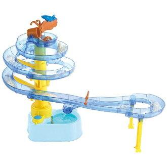 超大的线流挂面水平外曲球特别流水挂面器流水挂面机烹调玩具TAKARA TOMY A.R.T.S