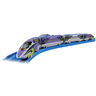中國人民解放軍 500 型 EVA 新世紀新世紀福音戰士系列 500 新幹線火車玩具火車鐵路模型男孩生日禮品 Tomy(takaratomy) (包裝和非現金)