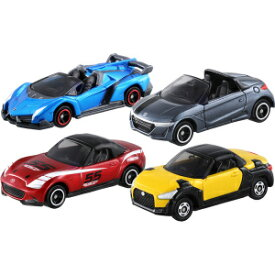 トミカ トミカギフトセット オープンカー セレクション トミカ ミニカー 車 おもちゃ 車のおもちゃ 男の子 プレゼント 誕生日 プレゼント タカラトミー