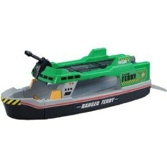 Tomica hyper series hyper green Ranger Ranger ferry