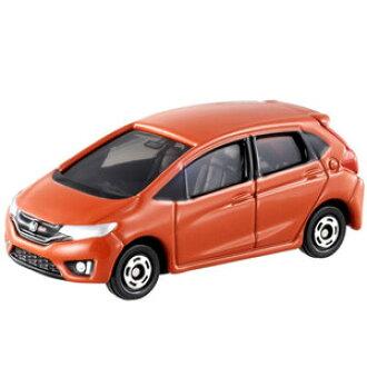 Tomica 066 Honda fit Honda (bin) Honda Tomica miniature cars toys toy-boy  gifts birthday gifts Tomy(takaratomy)