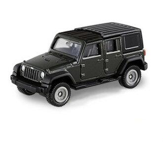 Toyland Clover Tomica 080 Jeep Wrangler Jeep Bin Tomica Car Toys
