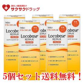 【第一三共】ロコベース リペアクリーム 30g【5個セット】