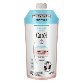 Curel(キュレル) コンディショナー つめかえ用 340mL花王