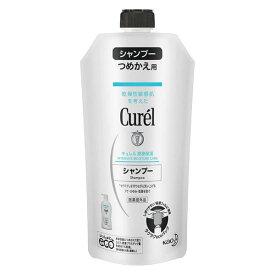 Curel(キュレル) シャンプー つめかえ用 340mL 花王