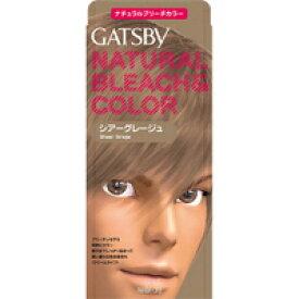 【ギャツビー】ナチュラルブリーチカラー シアーグレージュ 1セットワックス スタイリング剤 ヘアケア 男性用化粧品 メンズコスメお取り寄せのため、入荷に10日ほどかかる場合があります。【HLS_DU】【05P08Feb15】