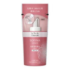 ソフィーナグレイス 高保湿化粧水 <美白> 濃厚とろみ (つめかえ用) 130ml 花王