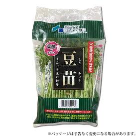 豆苗 8パック入 とうみょう えんどう豆の新芽 スプラウト 骨の栄養 ビタミンK