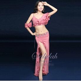 レッスンウエアドレープトップス&スカート(ショートパンツ付き)3点セット 全4色 ピンク パープル ホワイト ブラック 衣装セット 高品質 速乾