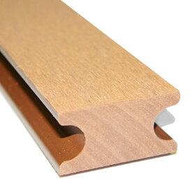 高品質人工木ウッドデッキ設置用【根太・45x25x2000mm・オレンジ色】庭 縁台 ベランダ造りに最適ウッドデッキ床板 樹脂ウッドデッキ部材