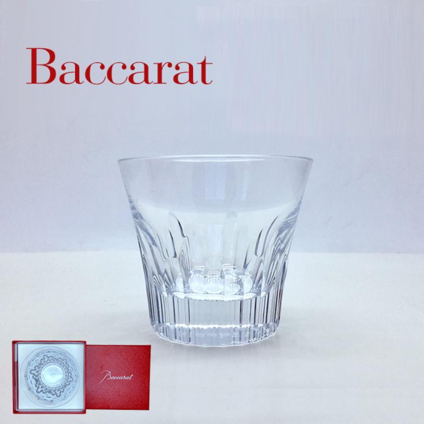退職祝い 名入れギフト 名入れ無料 Baccarat バカラ フィオラ2018 タンブラー シングル 2811848 名入れ無料<送料無料> 記念品 ロックグラス 内祝い 父の日 引越し祝い