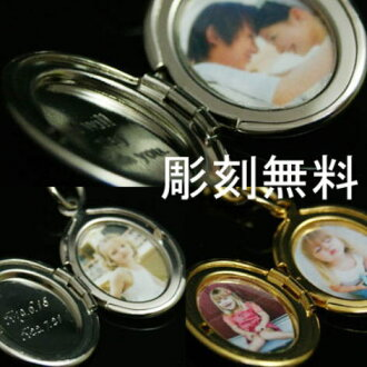 Wedding gifts baby gifts name gifts «Locket size M» birthday / wedding Memorial Day / engraved / gift / photo frames / photo / necklace / mobile strap / gifts / gift,