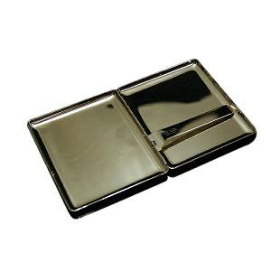 タバコケース 名入れ たばこ ケース 名入れ ≪カジュアルメタル シガレットケース 9本(85mm)≫記念品 ノベルティ 就職祝い 退職祝い 成人祝い 刻印 煙草ケース プレゼント 男性 喫煙具 プギフ