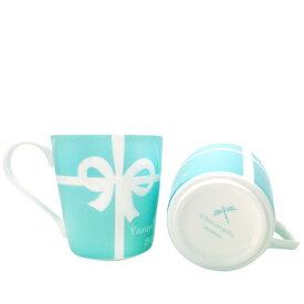 ティファニー マグカップ 結婚祝い ペア 名入れ ティファニー Tiffany&Co. ブルーボックス ペアマグカップ 結婚祝い ペア マグカップ 贈り物 プレゼント 記念品 退職祝い 引越し祝い 名入れギフト 名入れ無料 内祝い