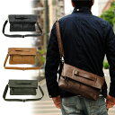 e64061ae0d2 Capacity brand TRICKSTER-Brave Collection of men s 3-WAY shoulder bag all 4  colors bag folding type