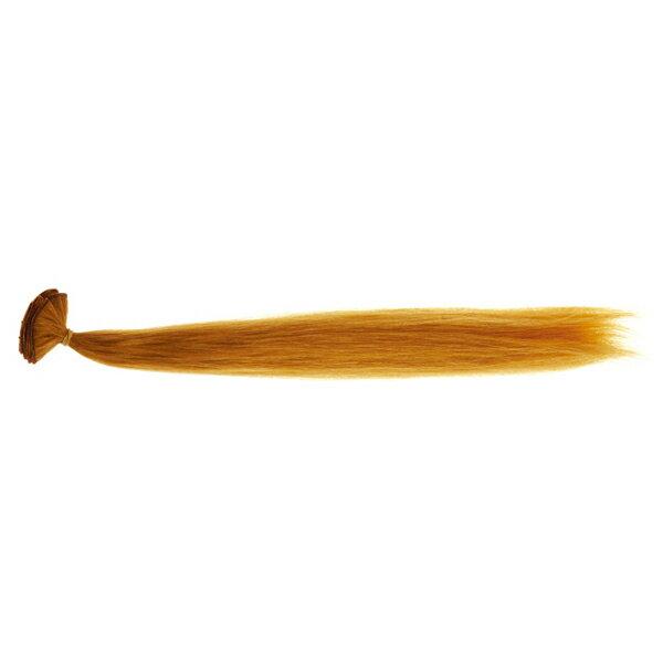 エクステンション みの毛 ショート50cm 508Mミルクブロンド