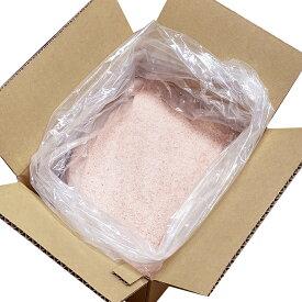 送料無料<ヒマラヤ岩塩 業務用 ピンクパウダー粗目 5kg>天然無添加/パキスタン政府公認最高品質/美味しい
