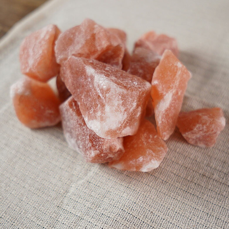 送料無料<ヒマラヤ岩塩 業務用 ピンクブロック約2-5センチ 5kg>着後レビューでクーポンプレゼント/天然無添加/パキスタン政府公認最高品質/美味しい