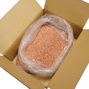 送料無料<ヒマラヤ岩塩 業務用 ピンクグレイン 10kg>着後レビューでクーポンプレゼント/天然無添加/パキスタン政府公認最高品質/美味しい/ソルティースマイル