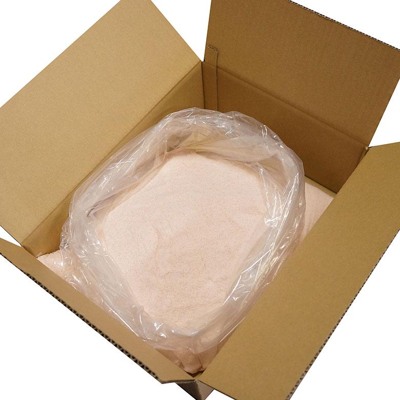 送料無料<ヒマラヤ岩塩 業務用 ピンクパウダー 10kg>着後レビューでクーポンプレゼント/天然無添加/パキスタン政府公認最高品質/美味しい