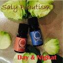 Saly Beautism【サリービューティズム】オーガニック100% 新型パフューム 香水 「captivate perfume」Day&Nighat