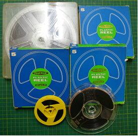 4号 8ミリフィルム(直径9センチまで) DVDにダビングします。そこには見たことのない家族がいます。スーパー8・レギュラー8・シングル8・ALLダビング