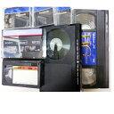 10本セット DVDダビング ダビングサービス VHS・VHS-C・ベータ・マイクロMV・EDベータ・HDV・ミニDV・8ミリビデオ・…