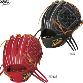 XANAX ザナックス 硬式野球用グラブ トラストエックス 内野手用 R右投げ用 高校野球対応 bhg62421x 2101ai