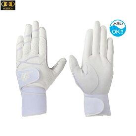 【1点のみメール便OK】HI-GOLD ハイゴールド 野球 ソフトボール バッティング手袋 両手用 sh-500 2002ai