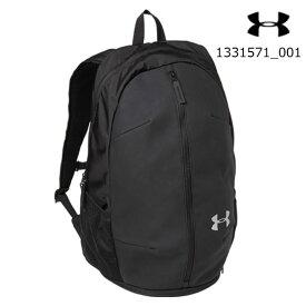 アンダーアーマー UNDER ARMOUR 1331571_001 UAバスケットボールバックパック 36L(バスケットボール/バックパック/MEN)メンズ リュック UA BBall Backpack【取り寄せ商品】Black (001)