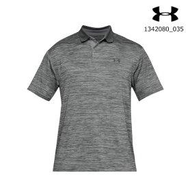 アンダーアーマー UNDER ARMOUR 1342080_035 UAパフォーマンスポロ(ゴルフ/ポロシャツ/MEN)メンズ UA Performance Polo【取り寄せ商品】2019ss【035】STL/PCG