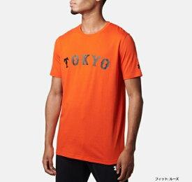 【メール便OK】アンダーアーマー UNDER ARMOUR UAジャイアンツ Tシャツ <TOKYO>(ベースボール/MEN)メンズ 半袖シャツ 1359450_860 UA GIANTS TOKYO TEE【取り寄せ商品】【860】DarkOrange/Black(2010)