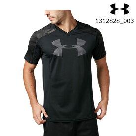 アンダーアーマー UNDER ARMOUR UA ラグビー プラクティスシャツ(ラグビー/MEN)メンズ 半袖 1312828_003 UA Rugby Practice Shirt【取り寄せ商品】【003】BLK(2006)