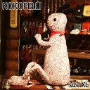 【Kokopelli】 バンダナココペリ XLサイズ ドール 人形 雑貨 インテリア 0601楽天カード分割