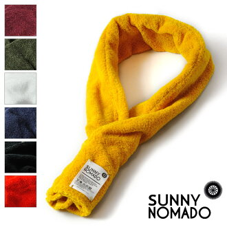 The product made in nomad KUBIMAKI TOWEL muffler neck Makita Orr stall towel Japanese towel scarf cotton 100% Japan 0601 Rakuten card division from Imabari