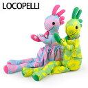 【Locopelli】 ロコペリ ウェディング ドール 人形 雑貨 ハワイアン ココペリ ハンドメイド 0601楽天カード分割