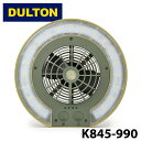 """【DULTON】 ダルトン K845-990 """"ダグラス"""" ファン アンド ライト """"DOUGLAS'' FAN AND LIGHT 扇風機 ハンディライト 照…"""