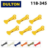 【DULTON】ダルトン118-3456カラークリップ6個6COLOREDCLIPSスチールピンチ文具インテリアアンティーク0601楽天カード分割