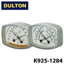【DULTON】 ダルトン K925-1284 サーモハイグロメーター ビール レクタングル THERMO-HYGROMETER BEER RECTANGLE 温湿度計 スチール レ…