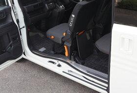 ホンダN-VANサイドステップ内側スカッフプレート滑り止め付き4P選べる2カラーシルバーヘアラインブラックヘアライン内装パーツ